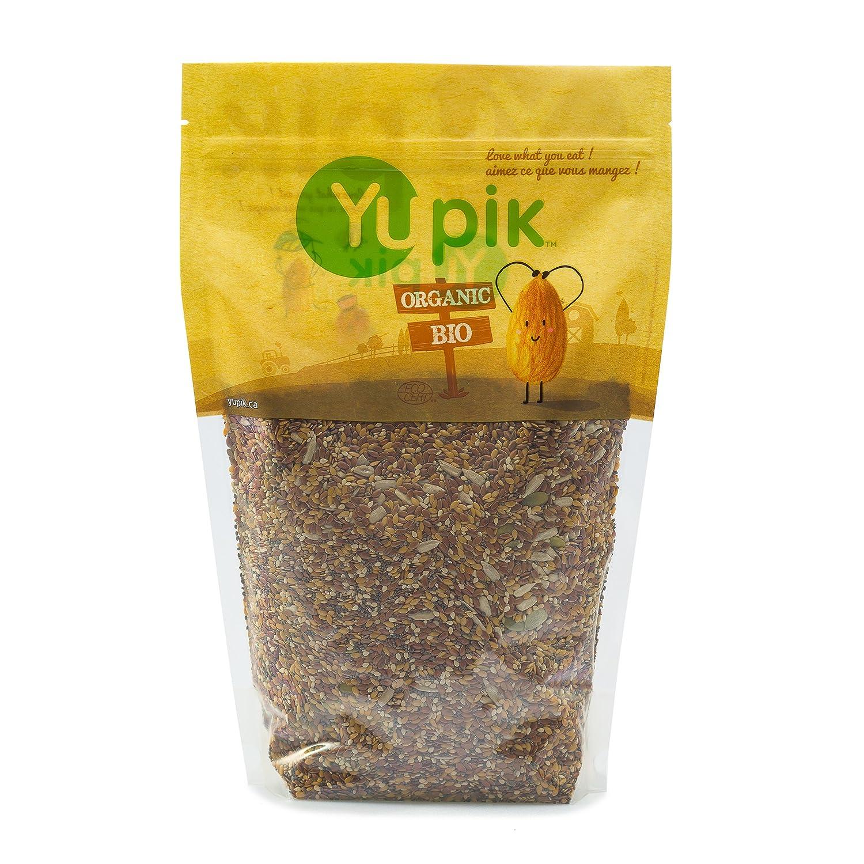 Yupik Organic Super 6 semillas mezcladas, 2.2 libras: Amazon ...