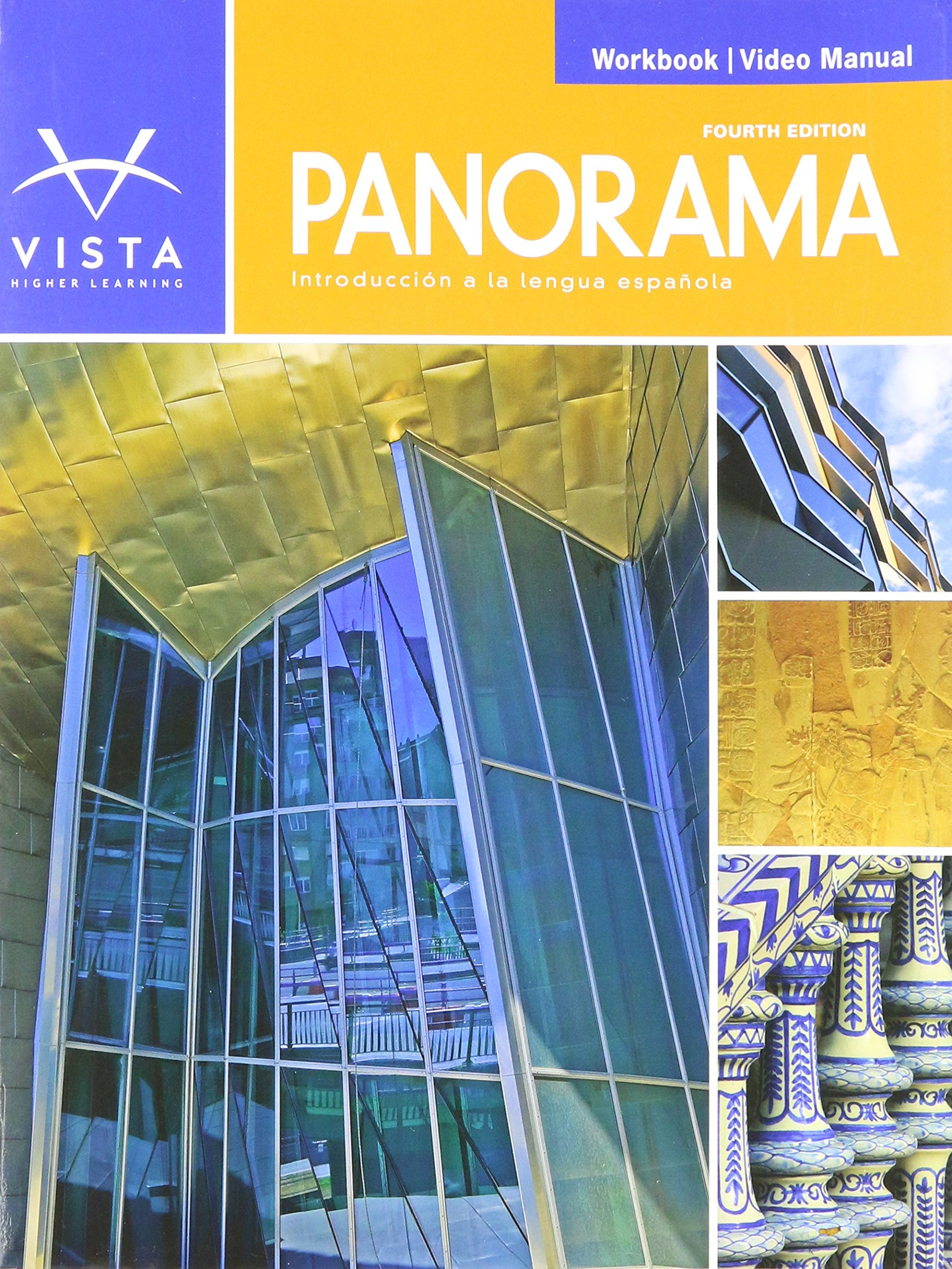 Panorama 4e workbookvideo manual vhl 9781617677106 amazon books fandeluxe Gallery
