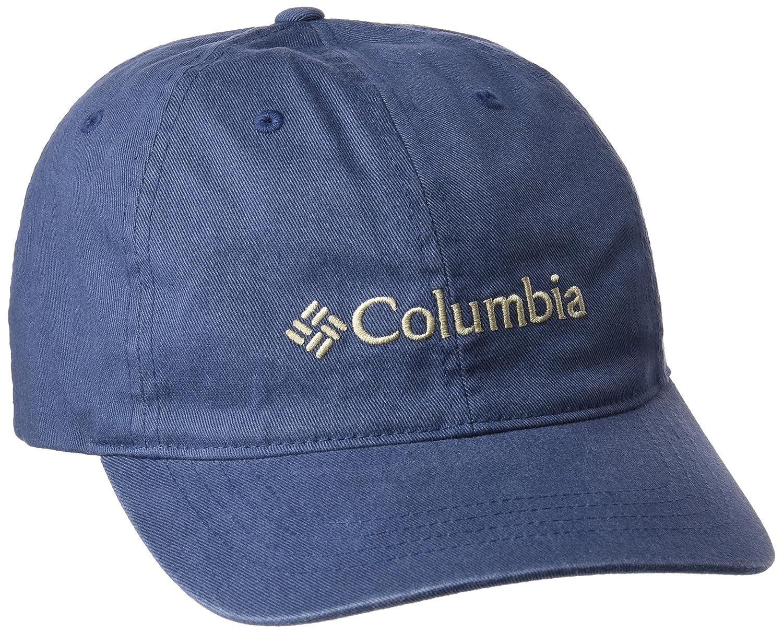 Columbia Roc Lo Gorra, Hombre, Azul (Zinc / British Tan), talla única: Amazon.es: Deportes y aire libre