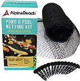 AlpineReach 15 x 20 Feet Koi Pond Netting Kit