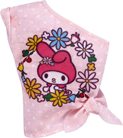 Barbie Fashions Hello Kitty Pink One Shoulder Tank Top  2017       Lot# SH 2B
