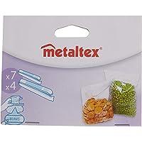 Metaltex Poşet Klipsi 7Li (6 cm)+4 Lü (10 cm)