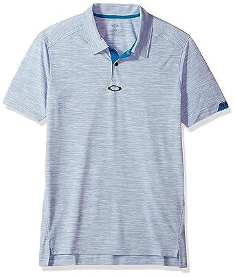 23bf2fd657 Amazon.com  Oakley Men s Gravity Polo  Clothing