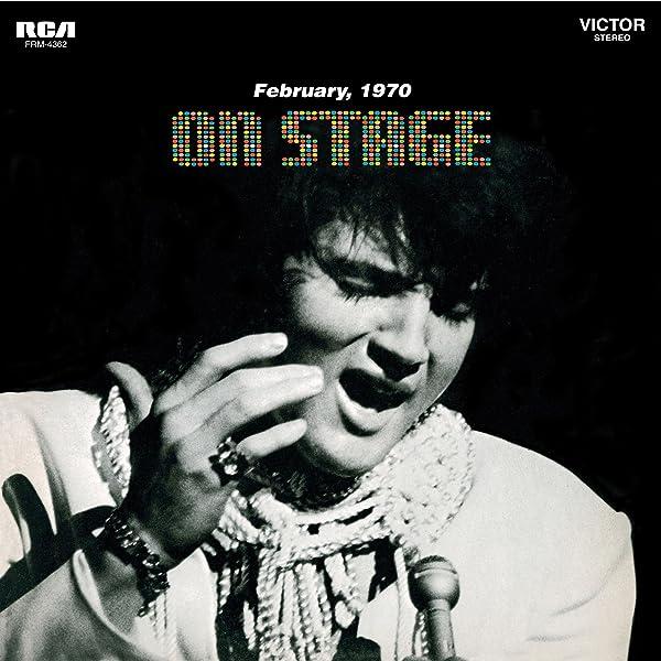 On Stage - February 1970 : Elvis Presley: Amazon.es: Música