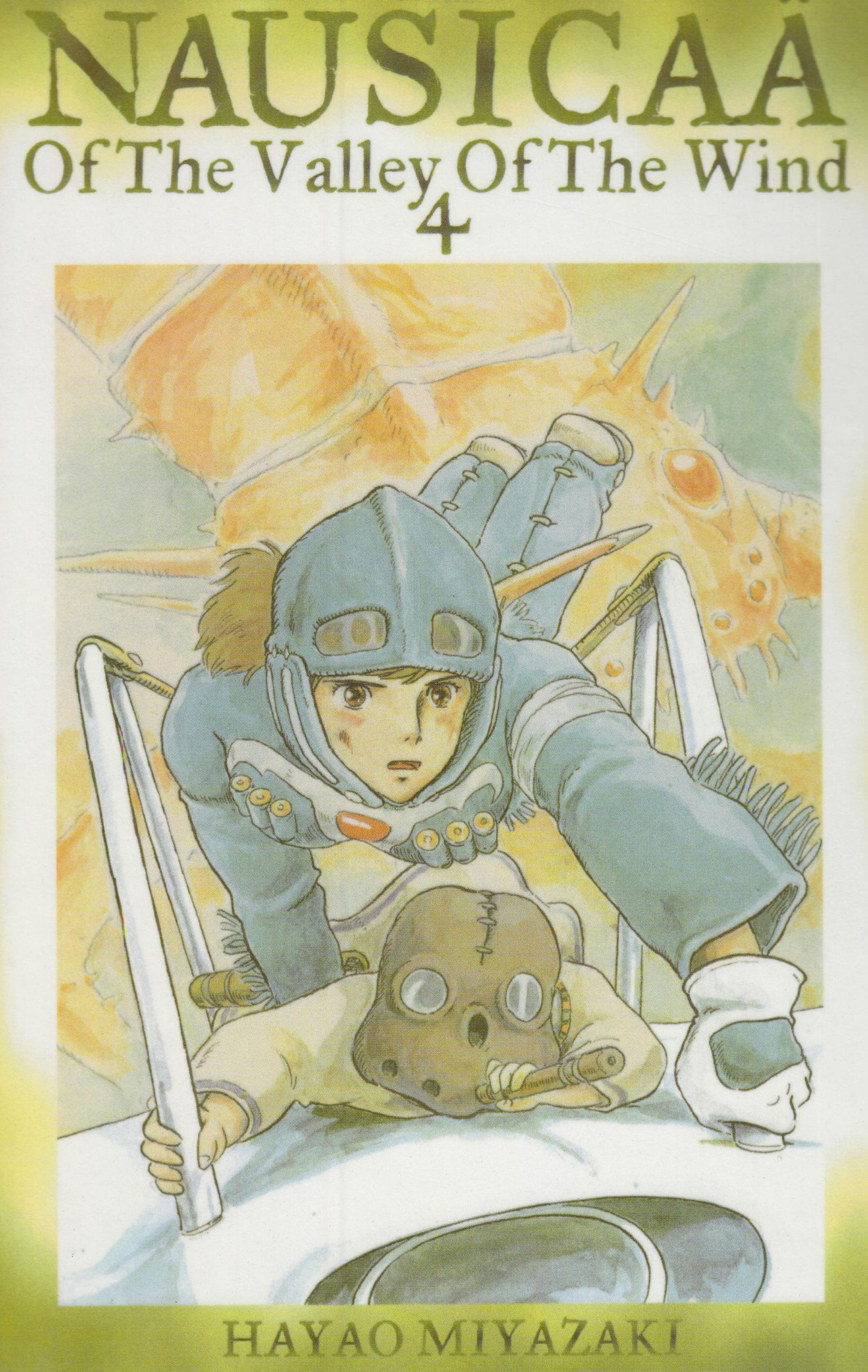 Nausicaa Of The Valley Of The Wind Map.Nausicaa Of The Valley Of The Wind Amazon Co Uk Hayao Miyazaki