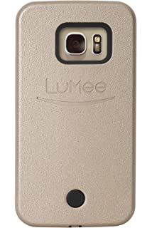 wholesale dealer 78d0c 5d542 Amazon.com: LuMee, Illuminated Cell Phone Case for Samsung Galaxy S6 ...