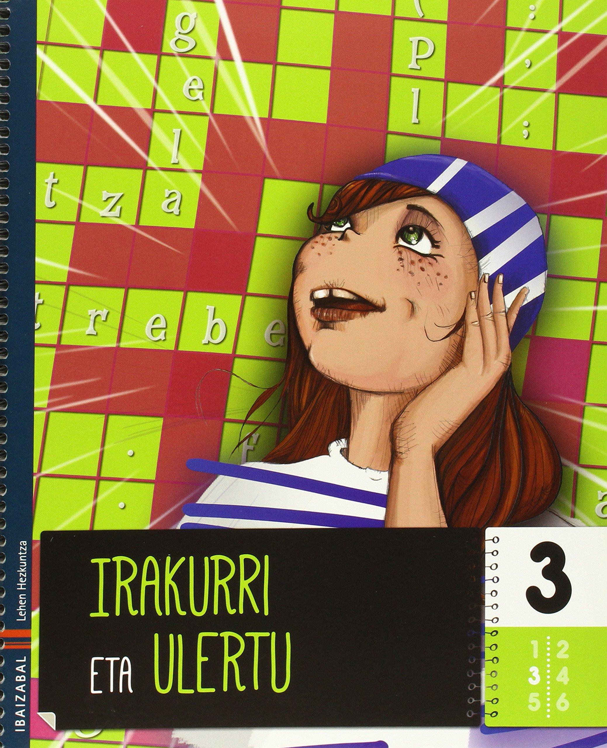 Irakurri eta ulertu 3 (Basque) Paperback – 2014