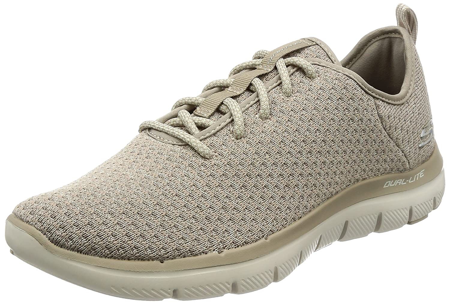 8f5b9e9fd139f skechers flex sole 2.0 beige baratas   OFF44% Los descuentos de cat ...