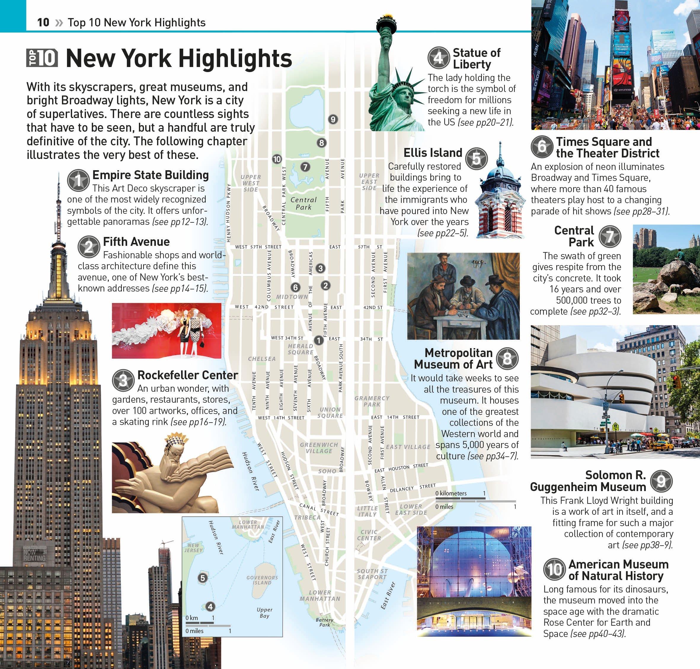 new york travel brochures