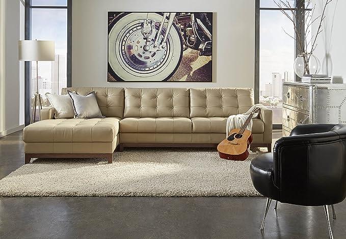 Amazon.com: Lazzaro Leather WH-1527-32-33-A24 Clayton ...