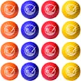 GoSports Foam Golf Practice Balls - Realistic Feel and Limited Flight - Soft for Indoor or Outdoor Training - Choose Between