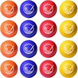GoSports Foam Golf Practice Balls - Realistic Feel and Limited Flight - Soft for Indoor or Outdoor Training - Choose…