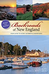 Backroads of New England Paperback