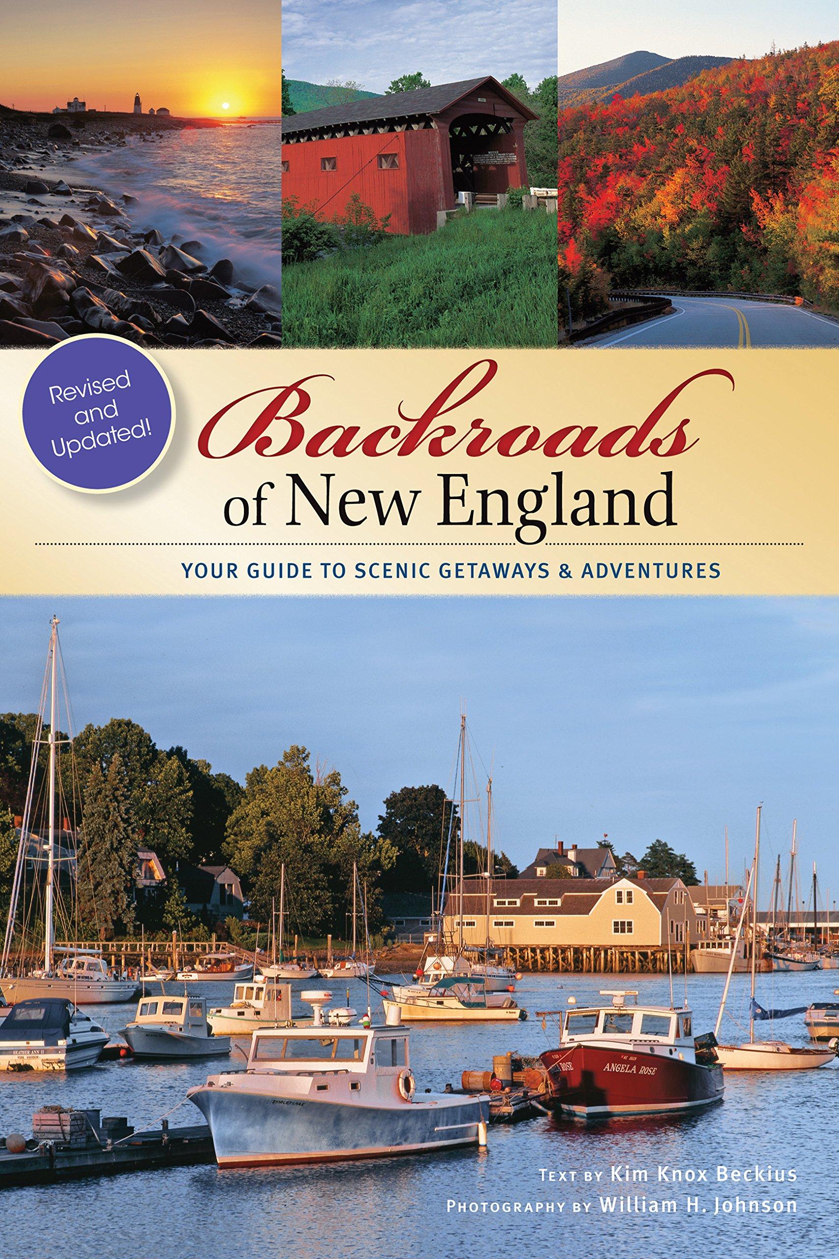 Backroads of New England pdf