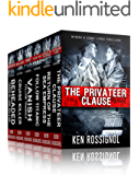 SIX KILLER THRILLER NOVELS - Marsha & Danny Jones Thriller Series Books 1 - 6