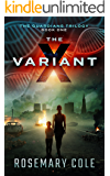 The X-Variant (The Guardians Book 1)