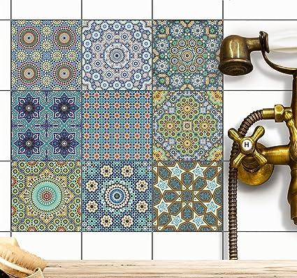 Decorazioni per piastrelle bagno stunning decorazioni per for Adesivi per mattonelle bagno