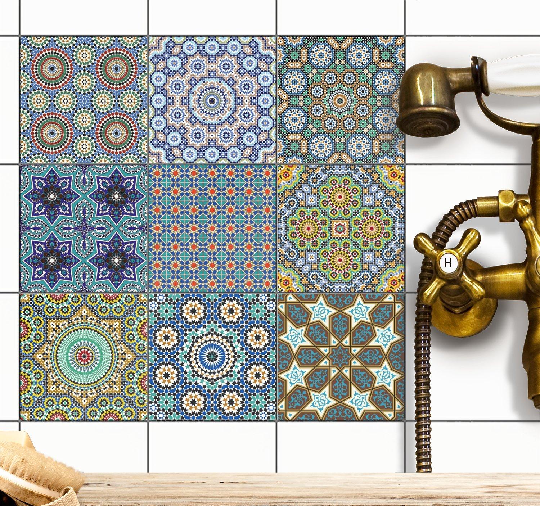 Stickers Carrelage Salle De Bain Mosaique ~ top stickers carrelage selon les notes amazon fr