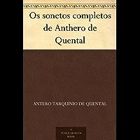 Os sonetos completos de Anthero de Quental