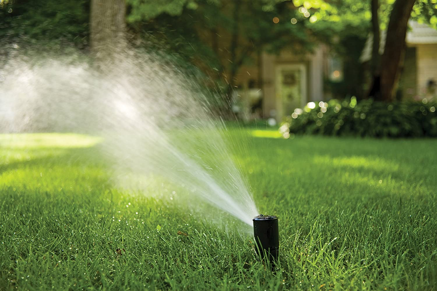 how to adjust hunter sprinkler heads