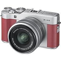 Fujifilm X-A5/ XC 15-45mm f3.5-5.6 OIS PZ Camera (Pink)