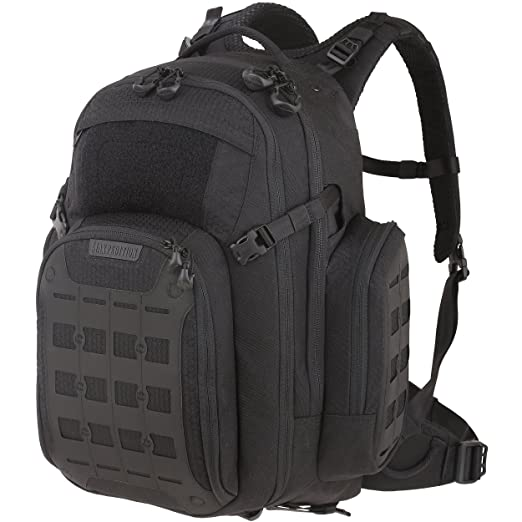 ccd91aca96 Amazon.com : Maxpedition Tiburon Backpack, Black : Sports & Outdoors