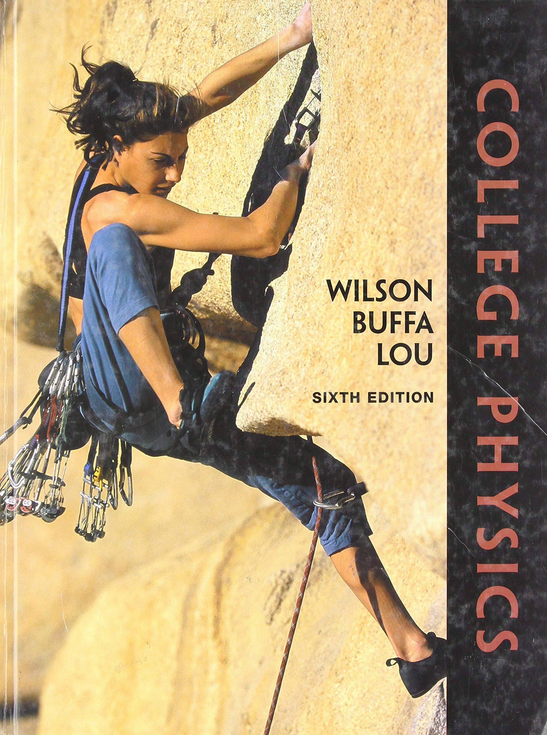 Amazon. Com: college physics, volume 1 (6th edition) (9780131951136.