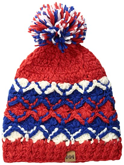 Amazon.com  Helly Hansen Men s Wool Knit Beanie  Sports   Outdoors 42cdd7897b26