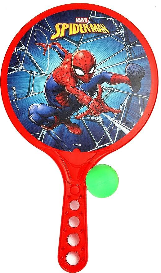 ADRIATIC 883 Spider-Man - Pelota de Tenis para Playa: Amazon.es ...