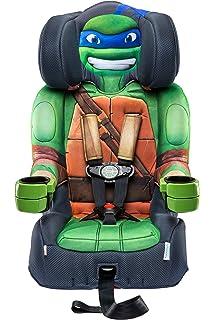 KidsEmbrace 2 In 1 Booster Car Seat Nickelodeon Teenage Mutant Ninja Turtles Leo
