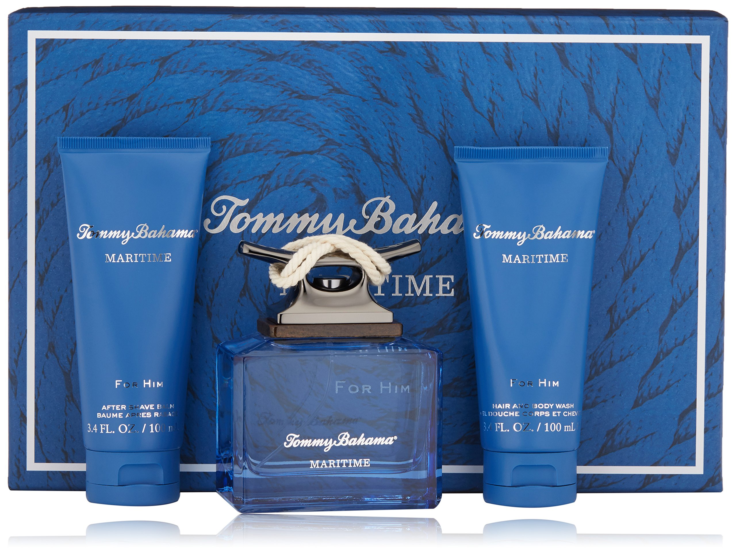 Tommy Bahama Maritime Gift Set, 3.4 Fl Oz by Tommy Bahama