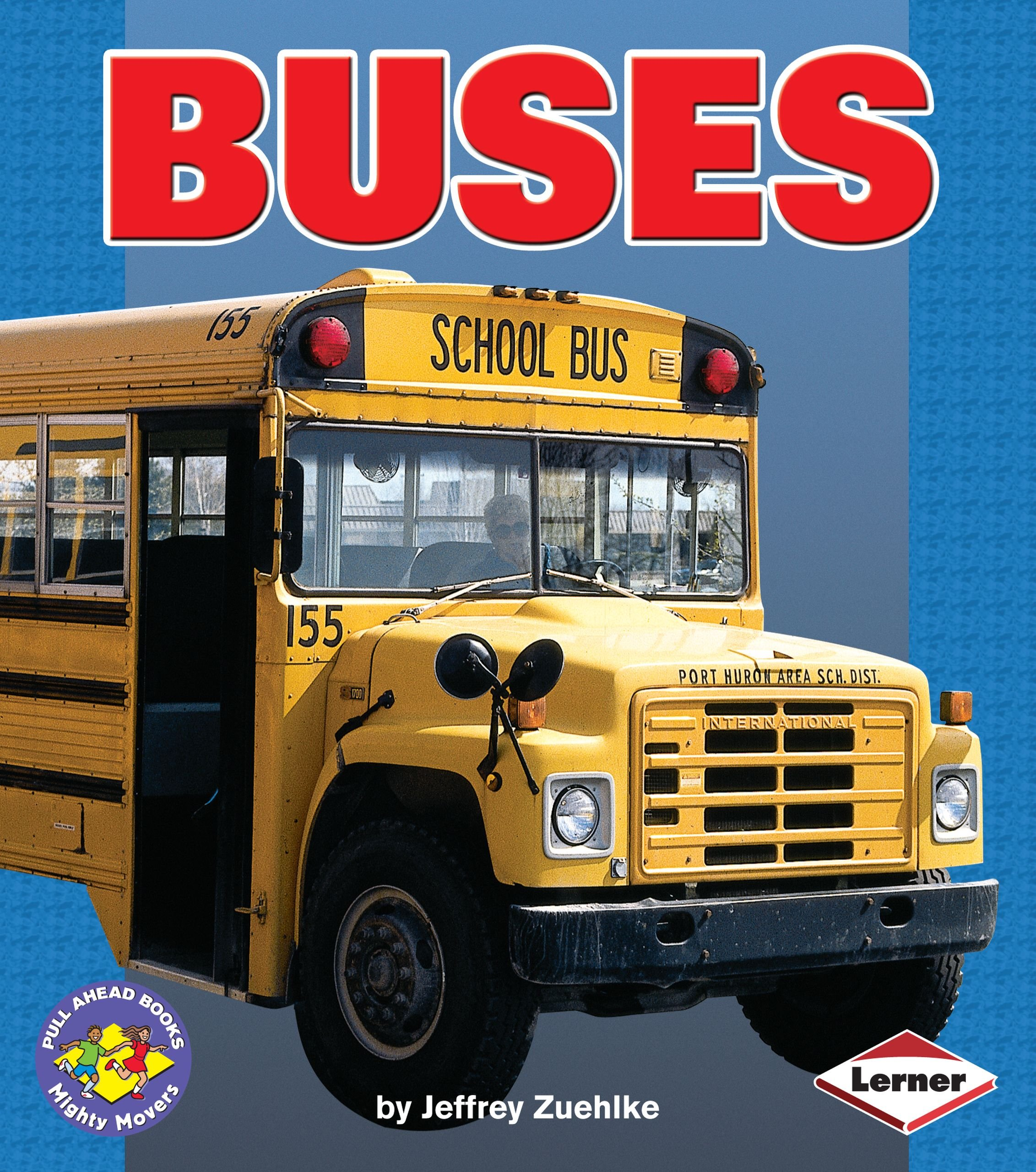 Read Online Buses (Pull Ahead Books) pdf