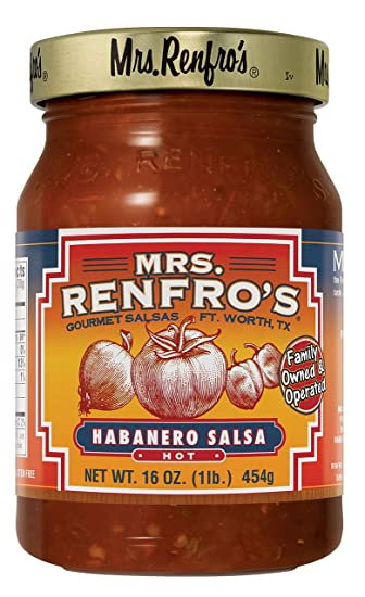 Image result for mrs renfros habanero