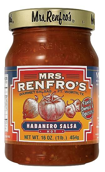 Image result for mrs renfros habanero