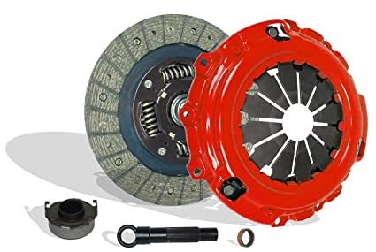 Image Unavailable. Image not available for. Color: Clutch Kit Works With Honda Civic ...