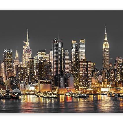 Artgeist Photo Wallpaper New York City 135 X101 Peel And Stick Self Adhesive Foil Print Wall Mural