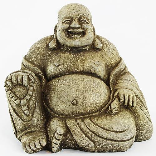 Happy Buddha Garden Statues Asian Hotai Statuary