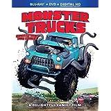 Monster Trucks [Blu-ray + DVD +Digital HD] (Bilingual)