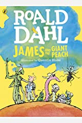 James and the Giant Peach (Colour Edition) Kindle Edition