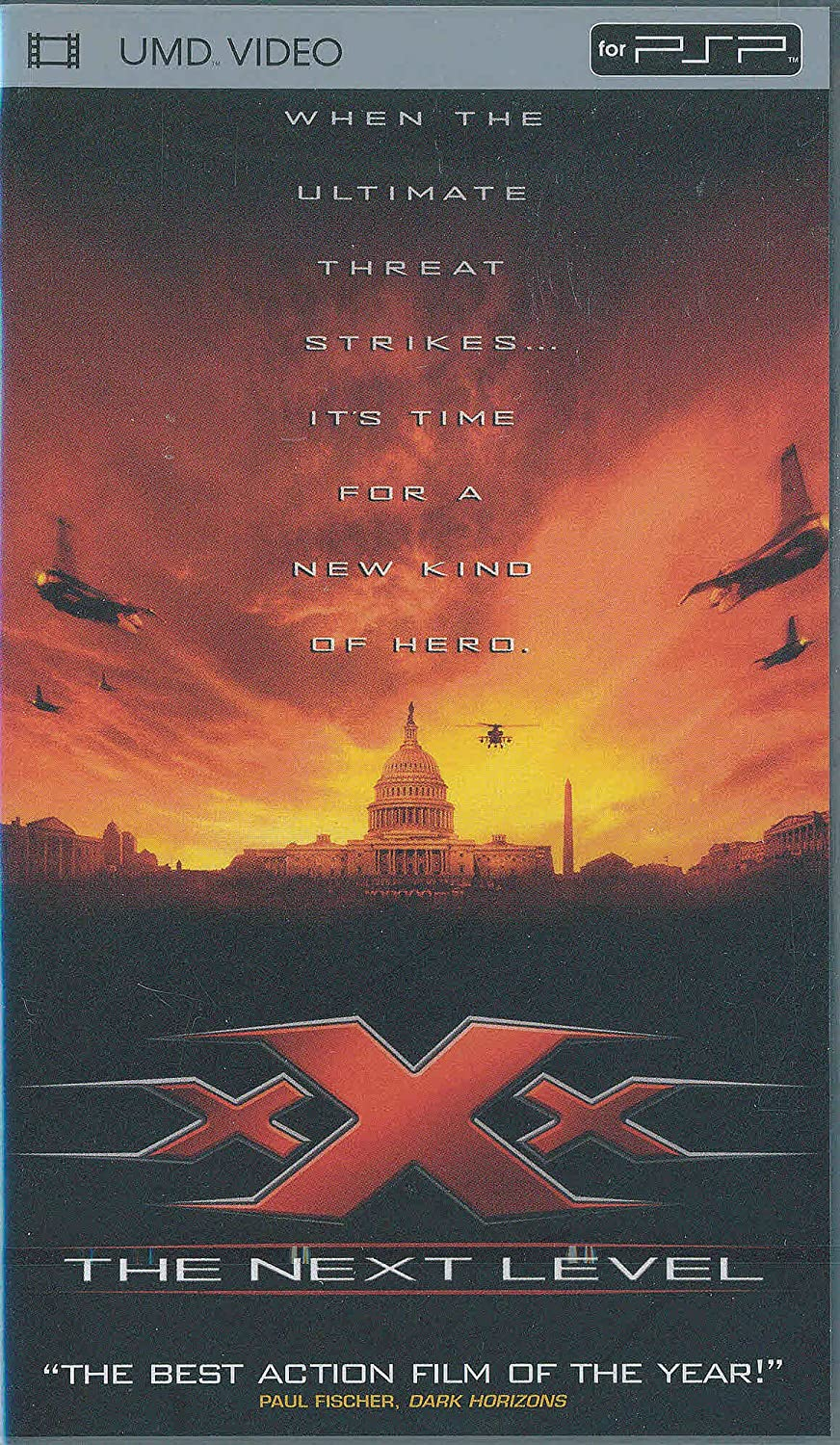 XXX 2 - The Next Level - UMD DISC FOR SONY PSP: Amazon.co.uk: PC & Video  Games