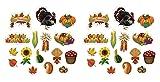 Beistle 90753 Thanksgiving Cutouts 32