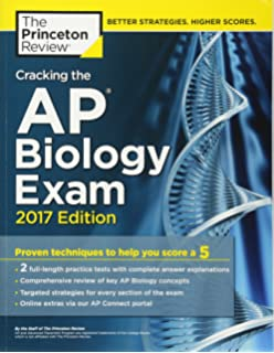 Amazon 550 ap biology practice questions college test cracking the ap biology exam 2017 edition proven techniques to help you score a fandeluxe Images
