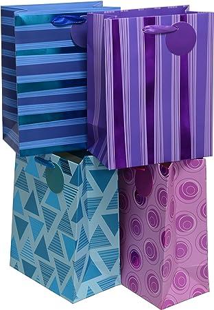 Amazon.com: 12 Kraft King bolsas de tamaño mediano ...