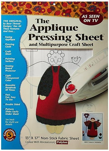 pressing sheet
