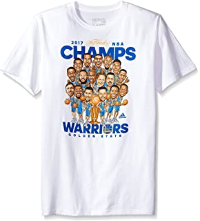Amazon.com   adidas Golden State Warriors Youth 2017 NBA Finals ... 2f9a0ac76