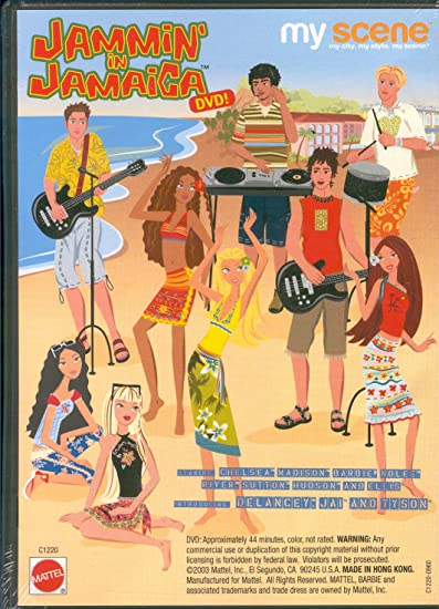 My Scene Jammin In Jamaica Dvd Amazon Co Uk Dvd Blu Ray