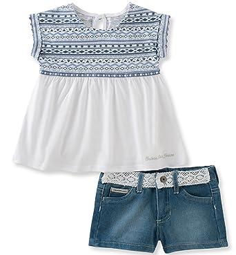 calvin klein shorts girls