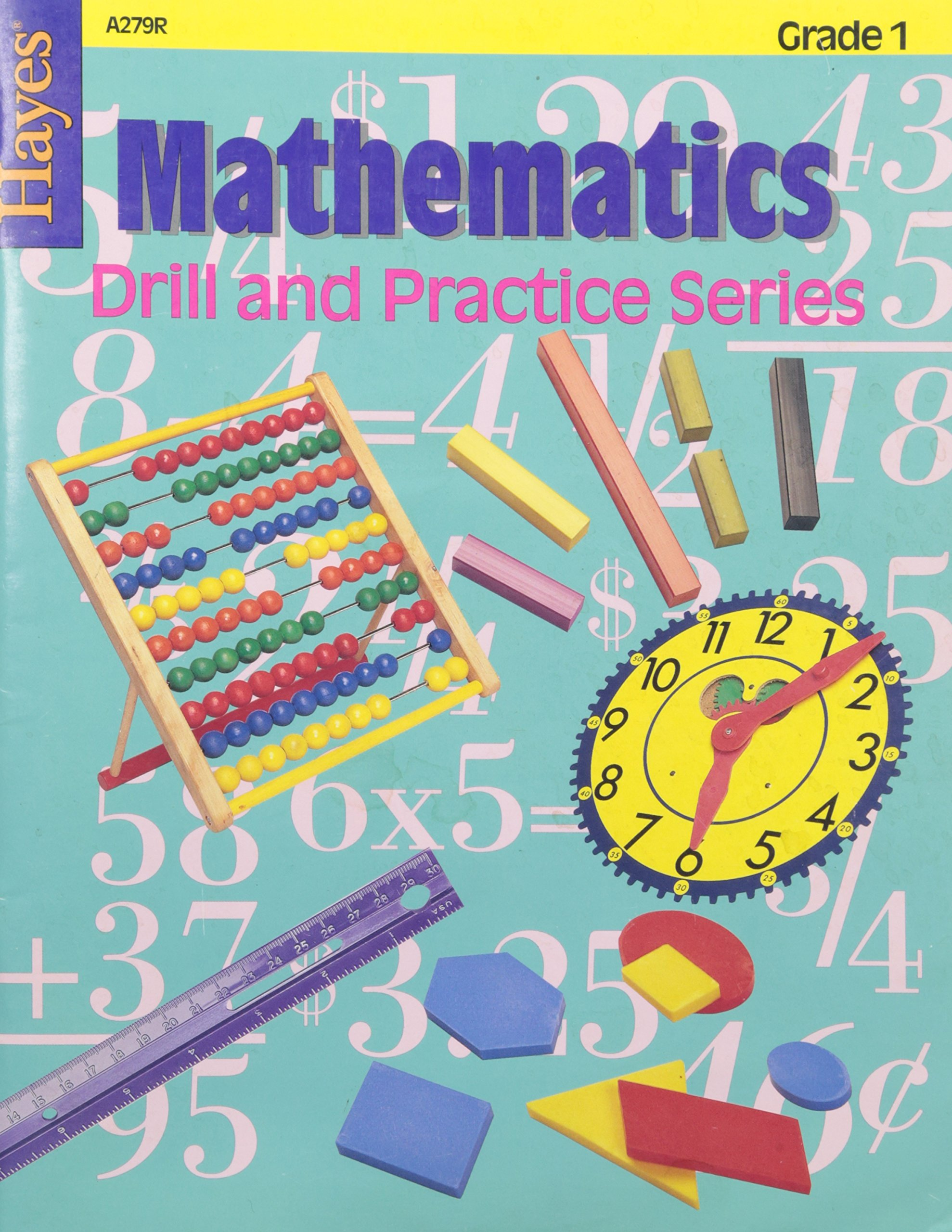 Mathematics: Drill and Practice Series - Grade 1 (Drill and Practice ...