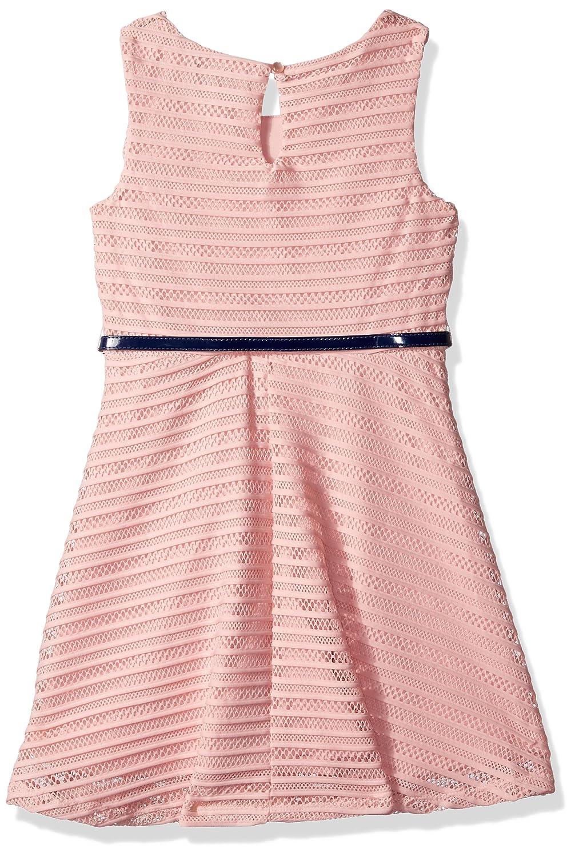 0a156487bbac Amazon.com: ZUNIE Girls' Big Sleeveless Novelty Knit Skater Dress: Clothing