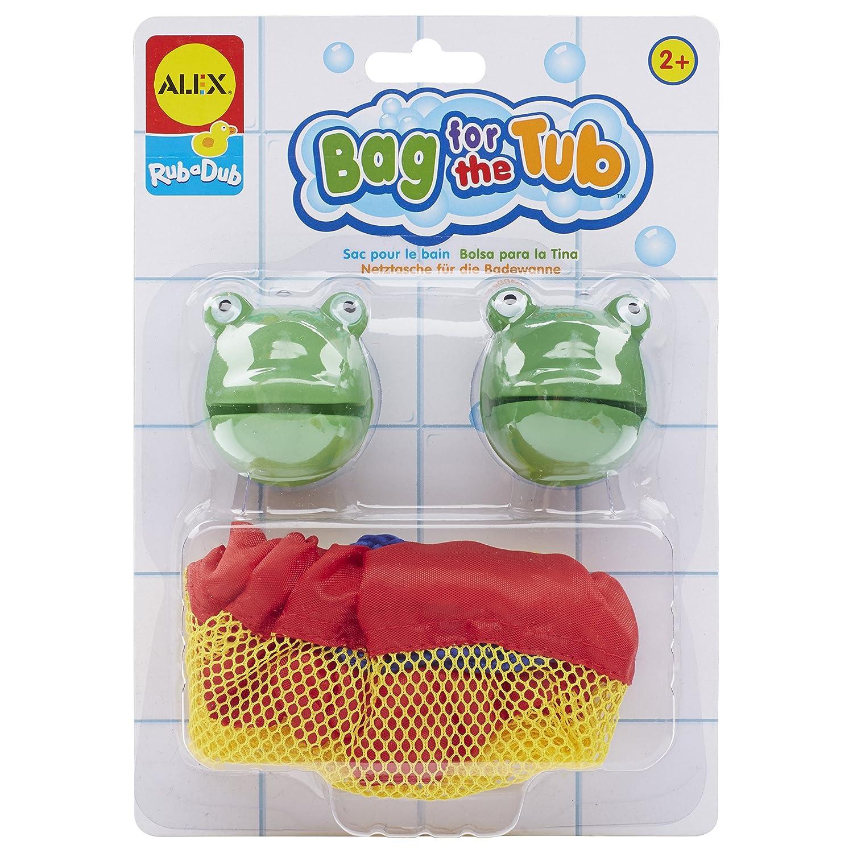 ALEX Toys Rub a Dub Bag for the Tub 630